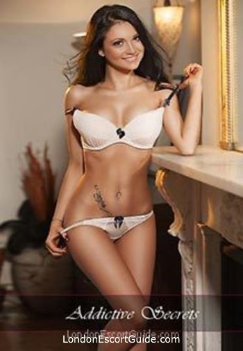 South Kensington 200-to-300 Mika london escort