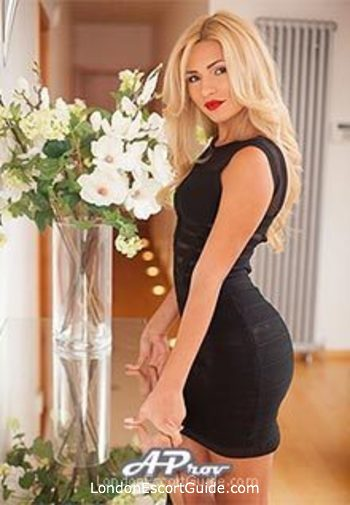 Paddington blonde Tasha london escort