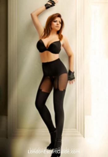 South Kensington brunette Benita london escort