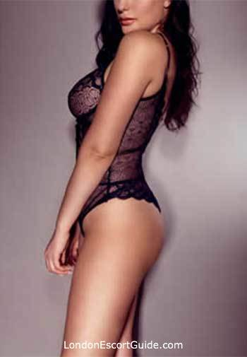 Outcall Only brunette Annabel london escort