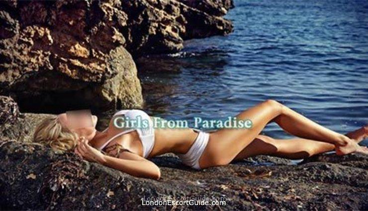 South Kensington blonde Josefin london escort