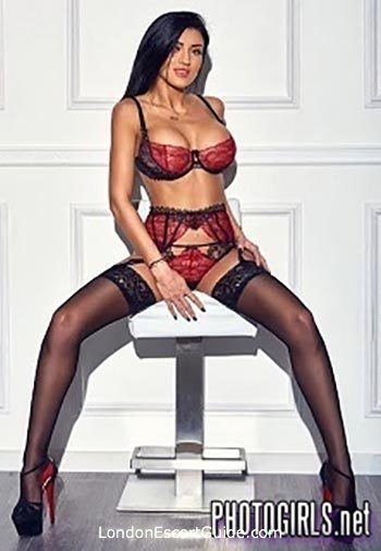 South Kensington east-european Victoria Long london escort