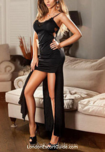 South Kensington elite Melissa london escort