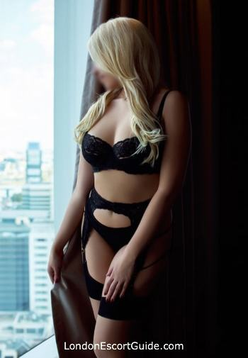 Covent Garden blonde Rebecca Croft london escort