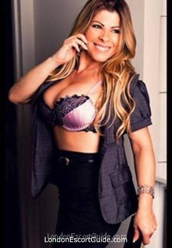 South Kensington blonde Pandora london escort