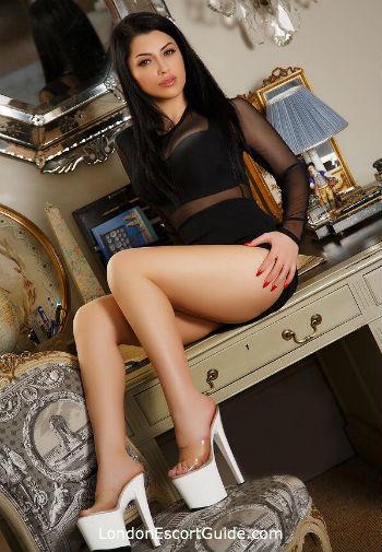 South Kensington value Elsie london escort