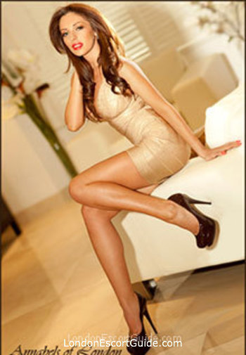 Knightsbridge east-european Alessia london escort
