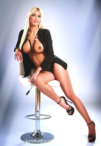 Queensway a-team Ingrid london escort