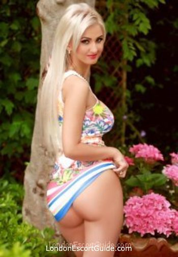 Chelsea a-team Izabela london escort