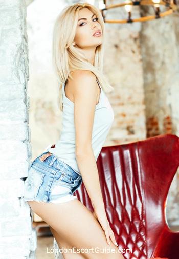 Gloucester Road blonde Jolie london escort