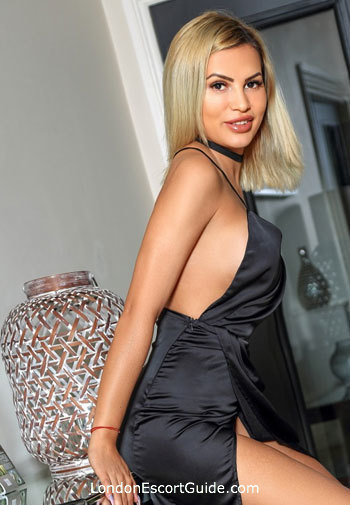 Marble Arch blonde Esther london escort