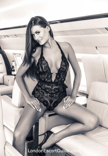 Bayswater brunette Gabriella london escort