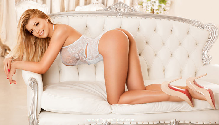 Paddington blonde Raisa london escort
