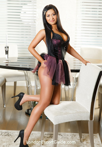 Bayswater brunette Sylvia london escort