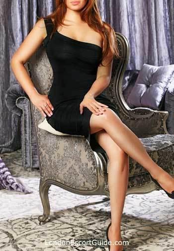 South Kensington elite Rani london escort