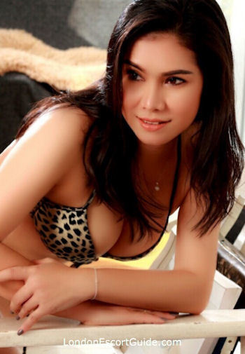 Bayswater brunette Jeeda london escort