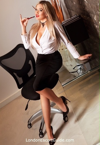 Central London east-european Concetta london escort
