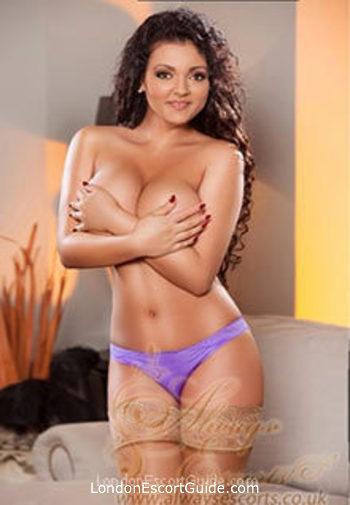 Gloucester Road brunette Jannet london escort