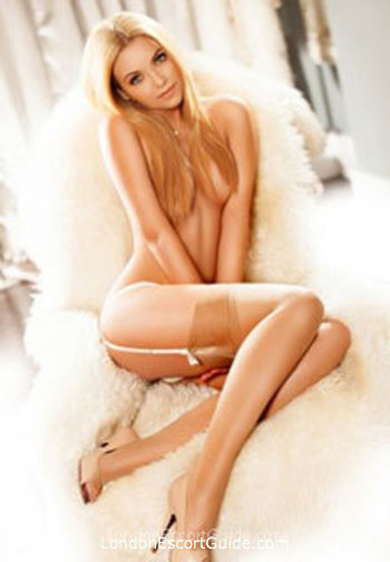 Marylebone blonde Sarah london escort