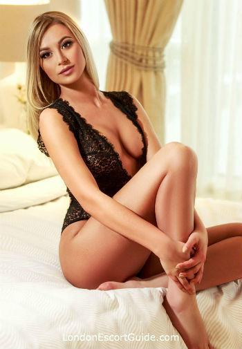Paddington blonde Eva london escort