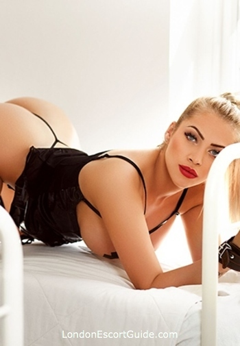 Edgware Road blonde Aysel london escort