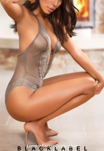 Outcall Only brunette Lana london escort