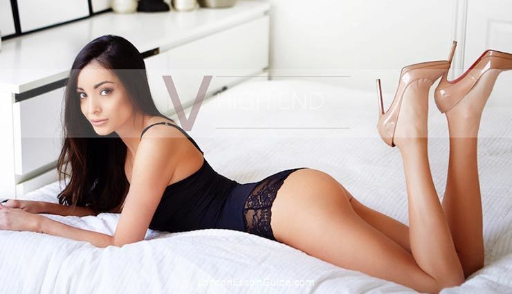 Most exclusive escorts londons
