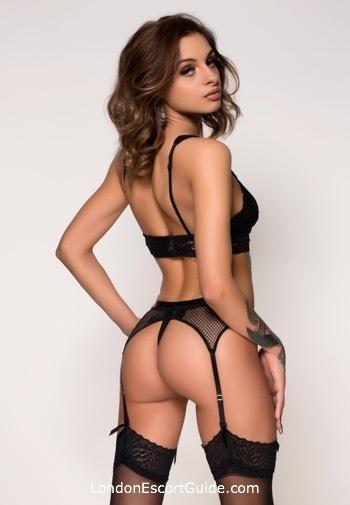 Chelsea brunette Sahara london escort