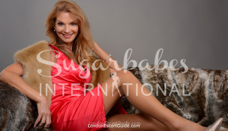 West End english Lorna london escort