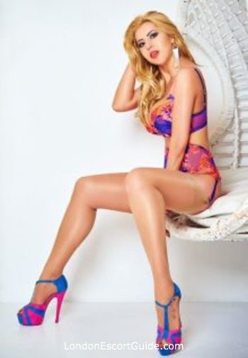 South Kensington blonde Jackeline london escort