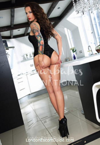Kensington busty Foxy london escort