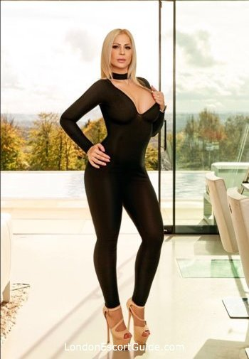 Notting Hill blonde Aline london escort