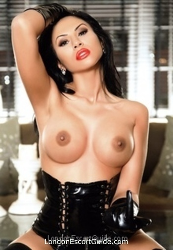 Kensington Olympia latin Chantal london escort