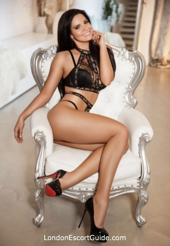 South Kensington latin Menaka london escort
