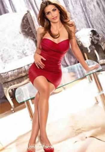 Kensington brunette Cherry london escort