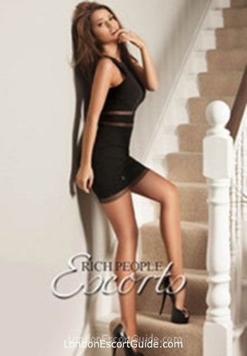 Kensington elite Lisa london escort