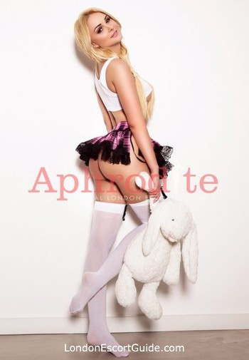 South Kensington value Almira london escort