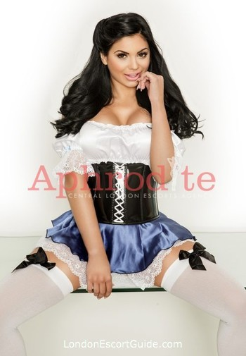 South Kensington value Justina london escort
