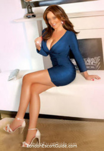 Baker Street busty Catherine Cooper london escort