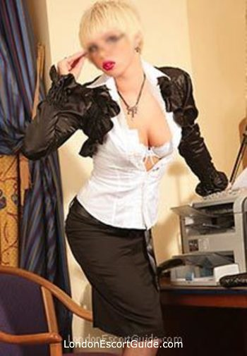Earls Court blonde Alex london escort