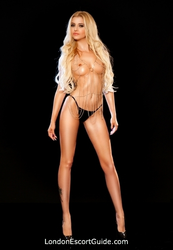 Lancaster Gate blonde Sherry london escort