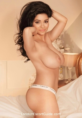Lancaster Gate brunette Layla london escort