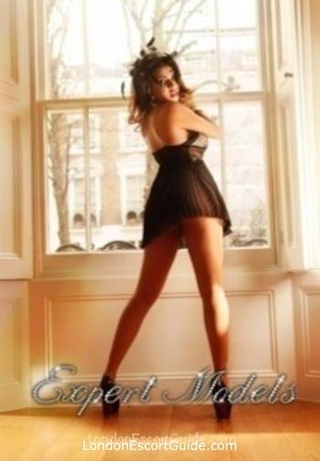 Earls Court brunette Zara london escort