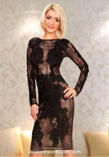 Kensington Olympia east-european Nicole Blonde london escort