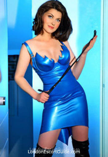 South Kensington pvc-latex Ruby london escort