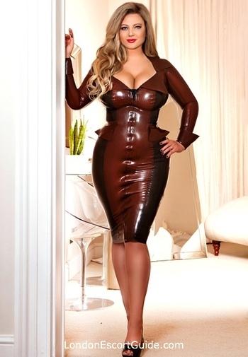 Paddington brunette Mistress Janetta london escort
