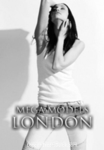 Central London brunette Sahra london escort