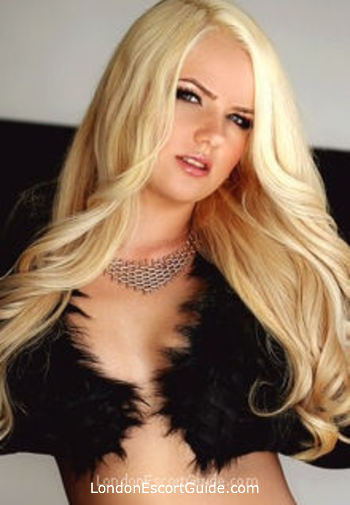 South Kensington blonde Janise london escort