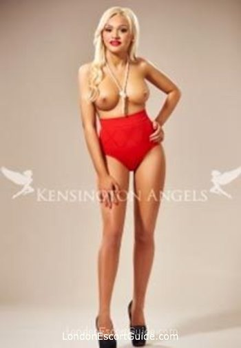 South Kensington blonde Danielle london escort