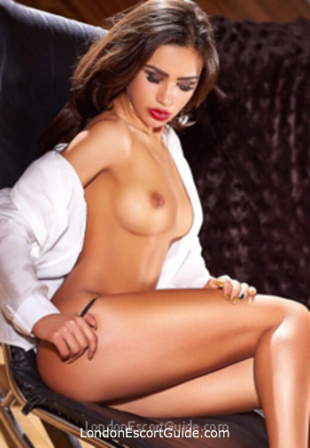 South Kensington elite Angelina london escort